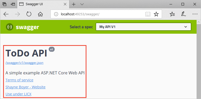 ASP NET Web API Help Pages using Swagger - 乐哈哈1 - 博客园