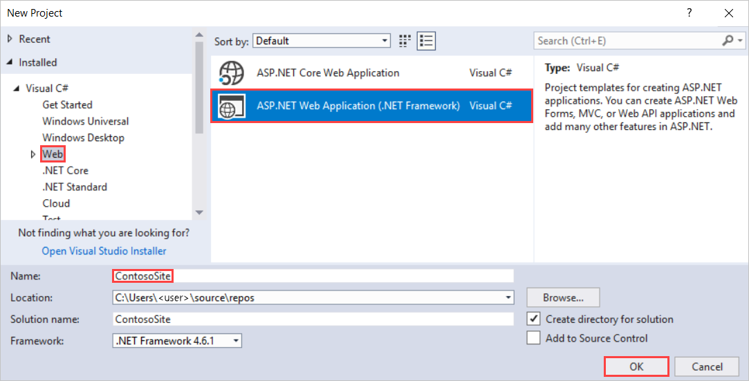 Ef Database First With Asp Mvc Creating The Web Application And