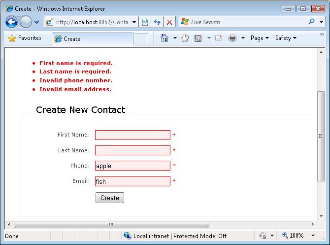 Vb net validating email address