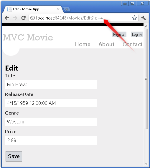 Examining the Edit Methods and Edit View | Microsoft Docs