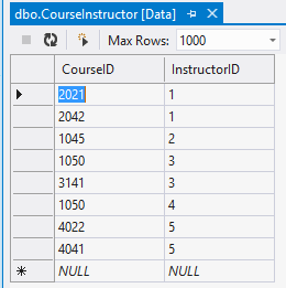 Creating a More Complex Data Model for an ASP NET MVC