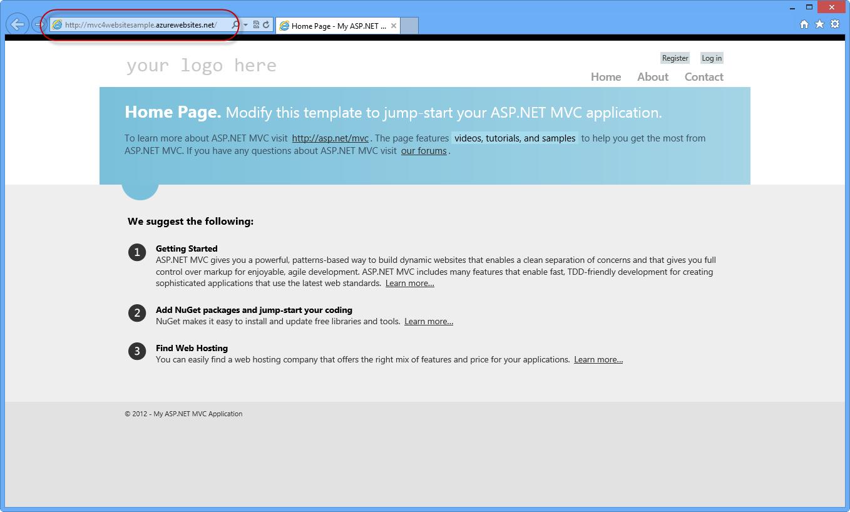 Whats New In Asp Mvc 4 Microsoft Docs