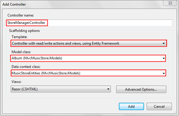 Examining how ASP NET MVC scaffolds the DropDownList Helper