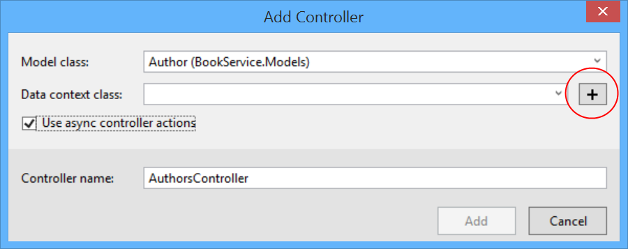 Add Models and Controllers | Microsoft Docs