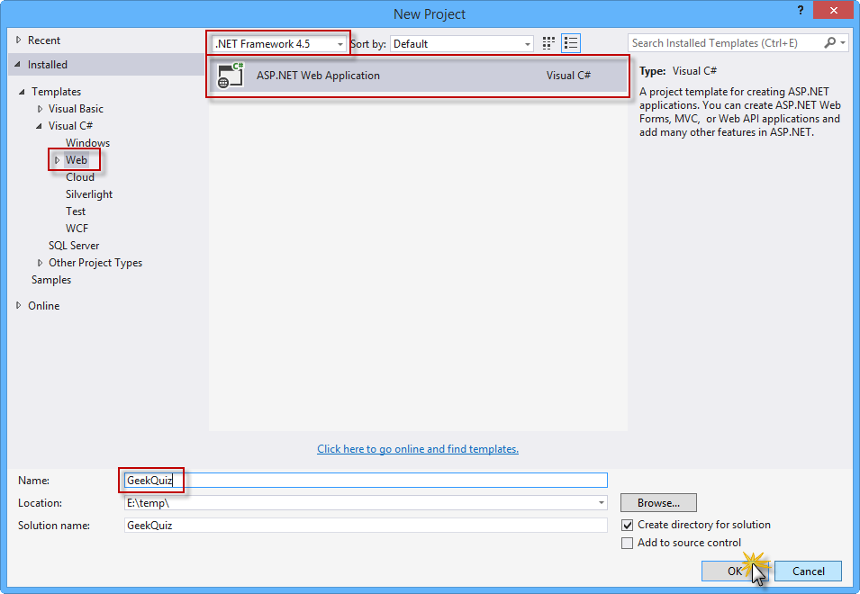 hands on lab build a single page application spa with asp net web
