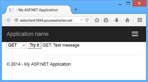 Enabling Cross-Origin Requests in ASP NET Web API 2 | Microsoft Docs