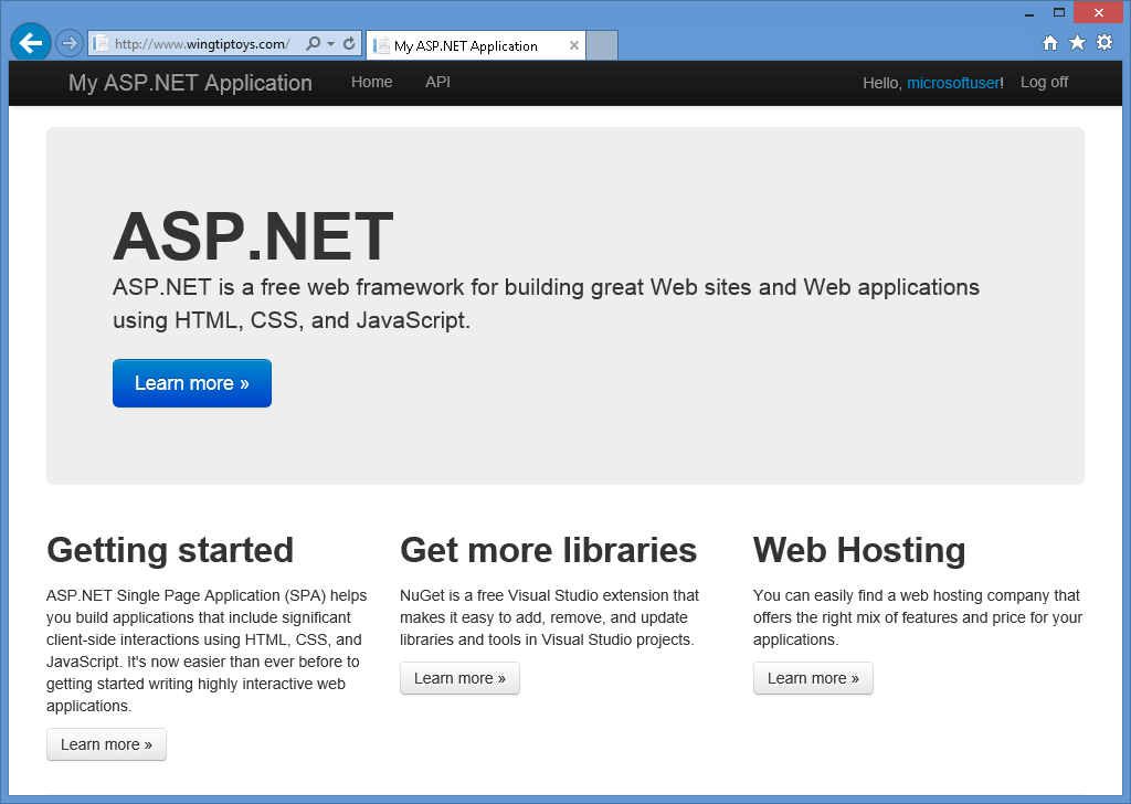 External authentication services with asp web api c enabling twitter authentication maxwellsz