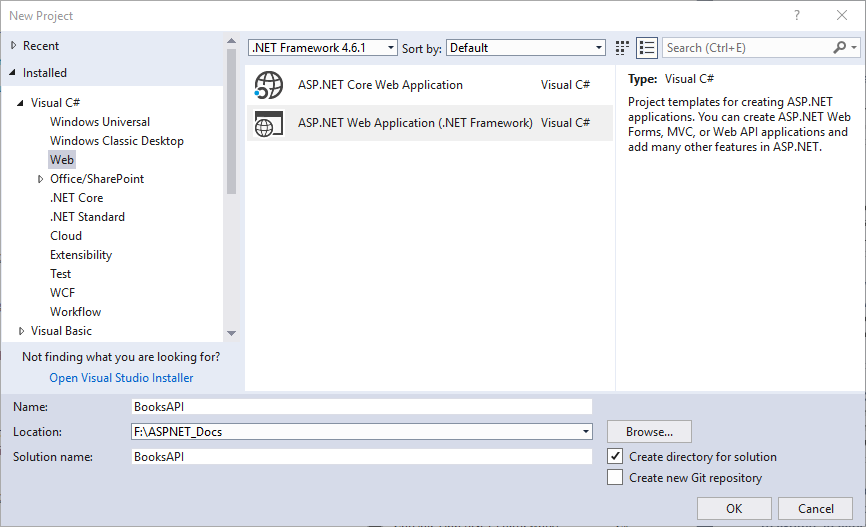 Create a REST API with Attribute Routing in ASP NET Web API 2