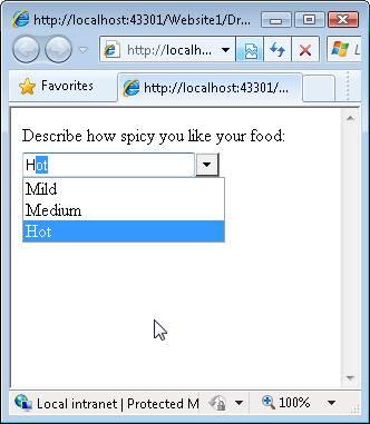 How do I use the ComboBox Control? (C#) | Microsoft Docs