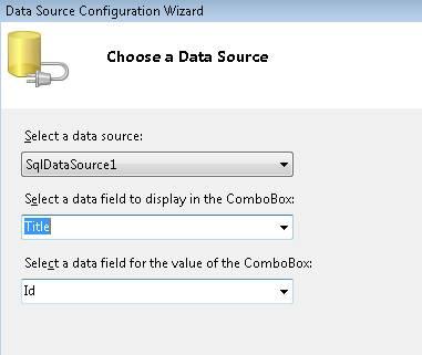 How do I use the ComboBox Control? (C#)   Microsoft Docs