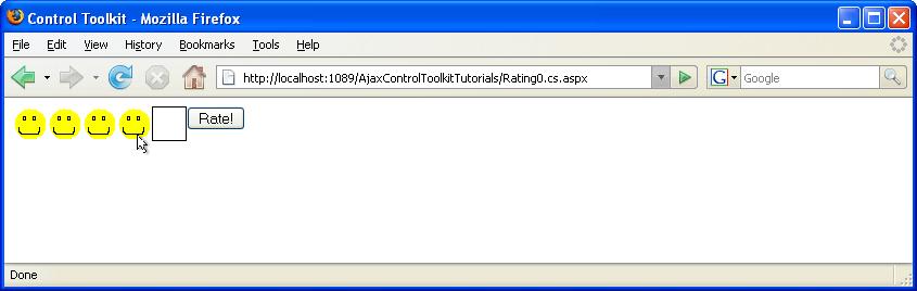 Creating a Rating Control (C#)   Microsoft Docs