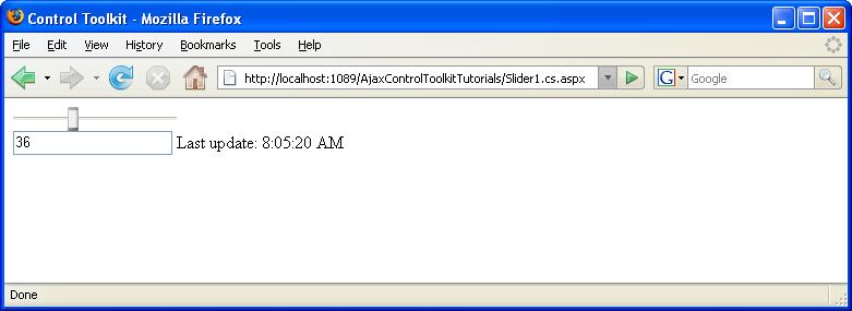 Using the Slider Control With Auto-Postback (C#)   Microsoft Docs
