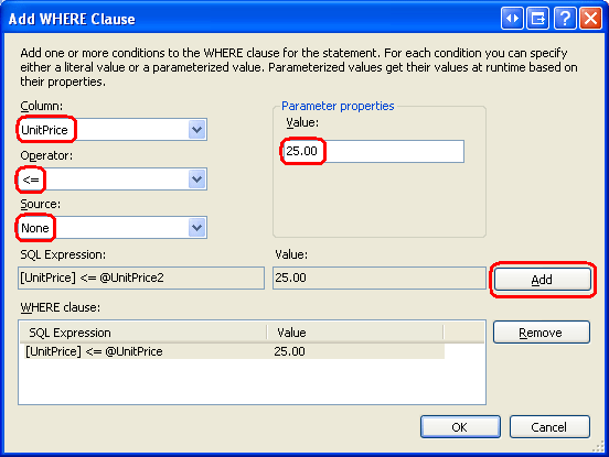 how to use sql search 2
