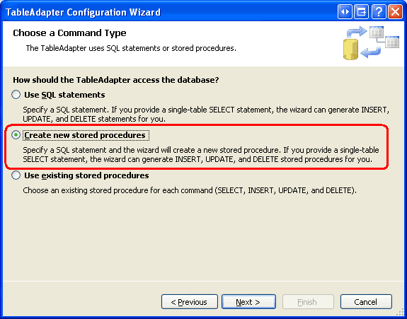 Updating The Tableadapter To Use Joins C Microsoft Docs