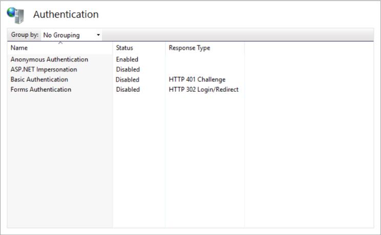 Configuring a Web Server for Web Deploy Publishing (Web Deploy