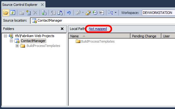 how to create team foundation server