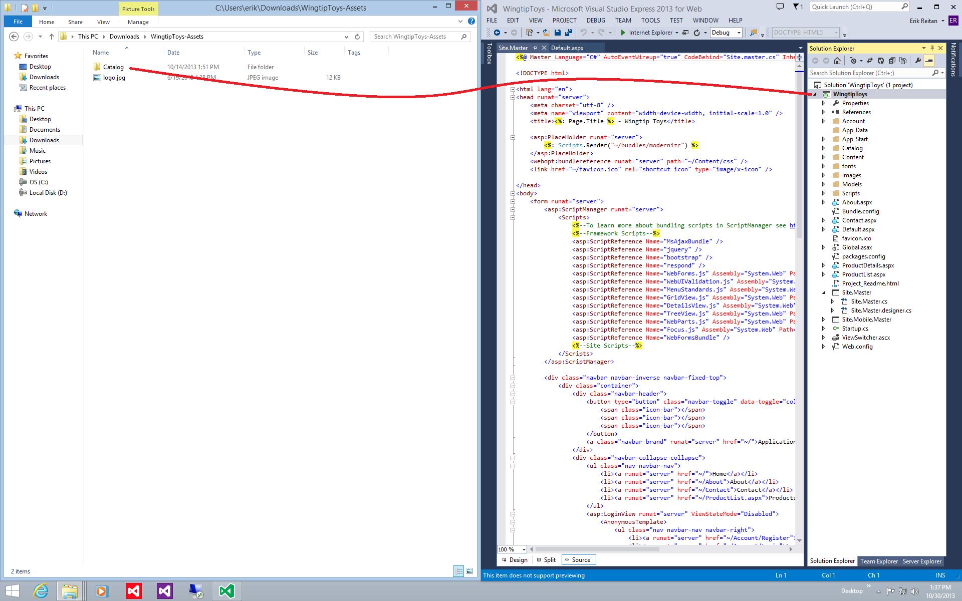 UI and Navigation   Microsoft Docs