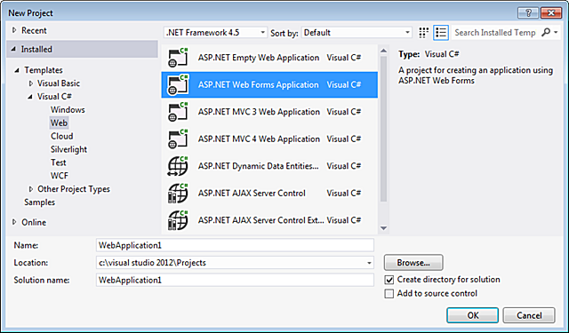 Using Page Inspector for Visual Studio 2012 in ASP.NET Web Forms ...