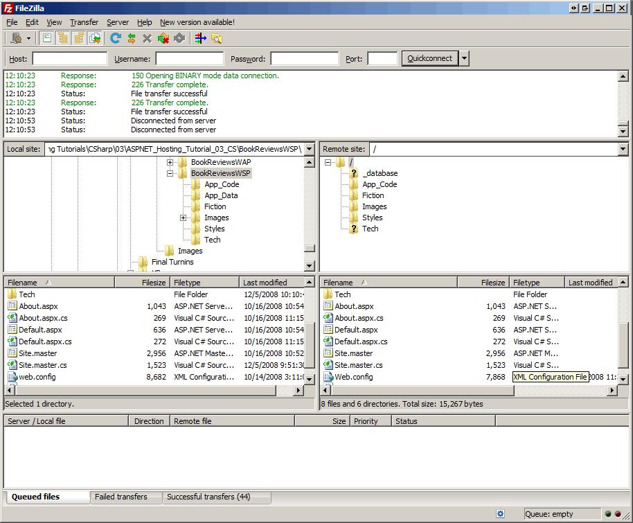 Web filezilla download