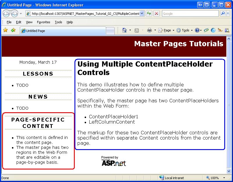 pdf page master happy
