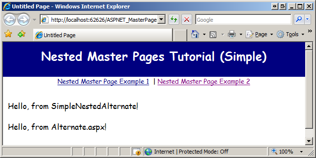 Nested master pages c microsoft docs changed to the top level master page are immediately reflected in its nested master pages pronofoot35fo Gallery