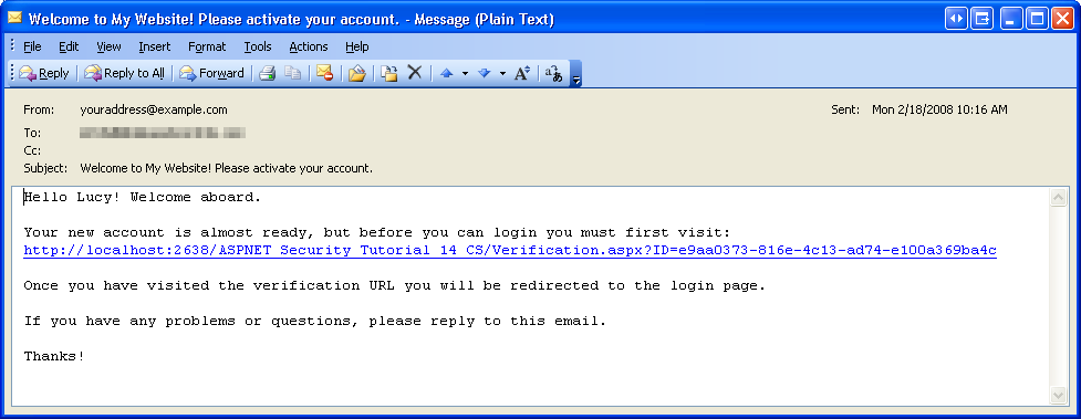 Unlocking and approving user accounts c microsoft docs the new user receives an email with a link to the verification url thecheapjerseys Gallery