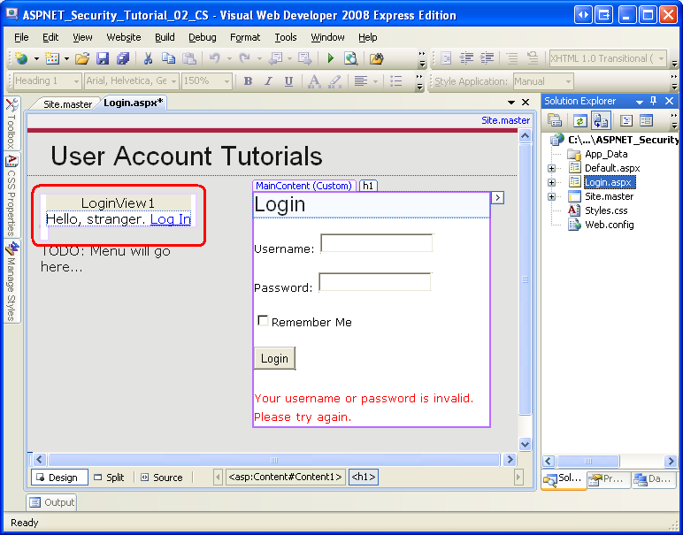 An Overview of Forms Authentication (VB) | Microsoft Docs