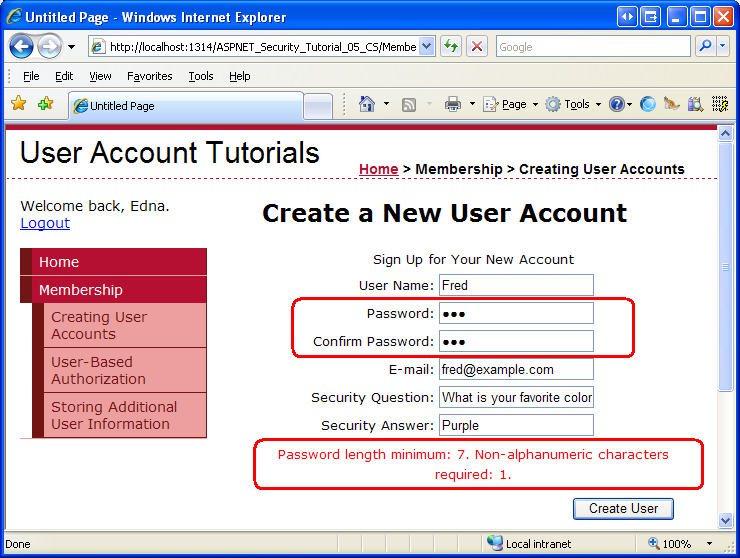 automatically enter usercode password login web page form
