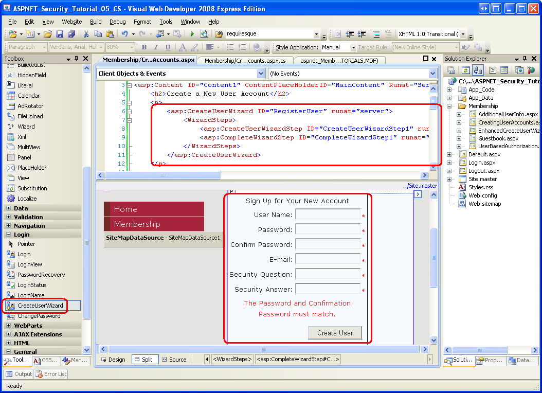 Creating User Accounts Vb Microsoft Docs Simple Bjt Current Source Click The Image To View Fullsize Picture Full Size