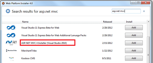 programming asp net web pages  razor  using visual studio