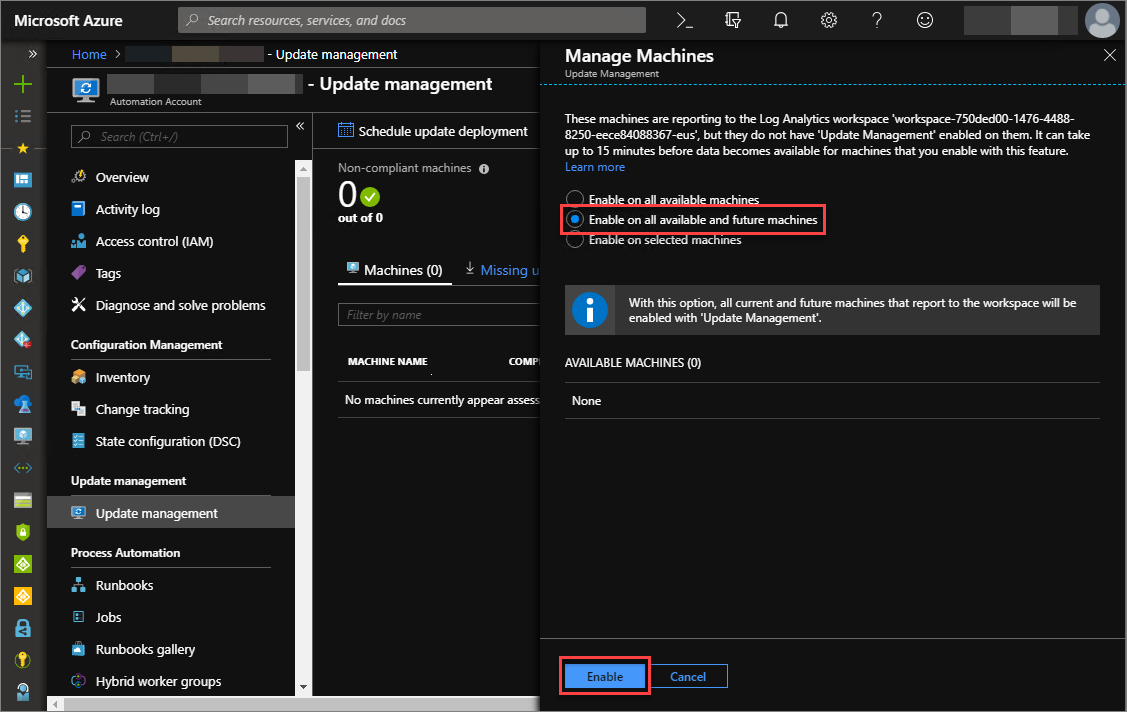 VM update and management automation in Azure Stack | Microsoft Docs