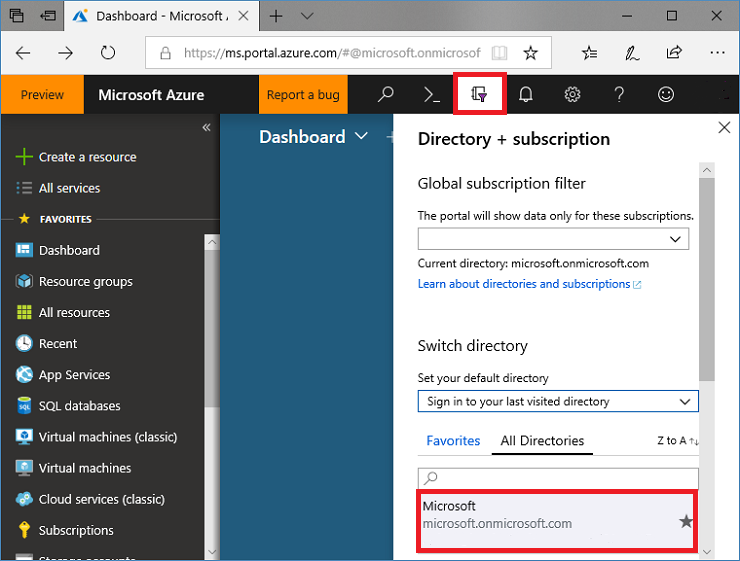 Tutorial - Create an Azure Active Directory B2C tenant
