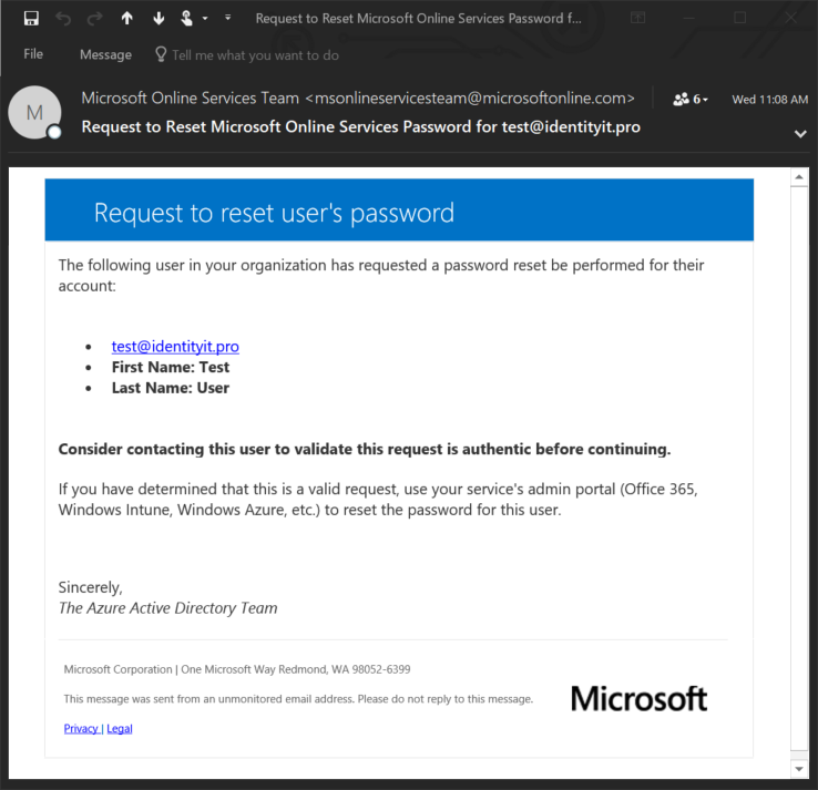 Customizing Azure AD self-service password reset - Azure