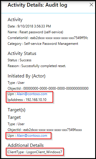 Azure AD self-service password reset for Windows - Azure Active