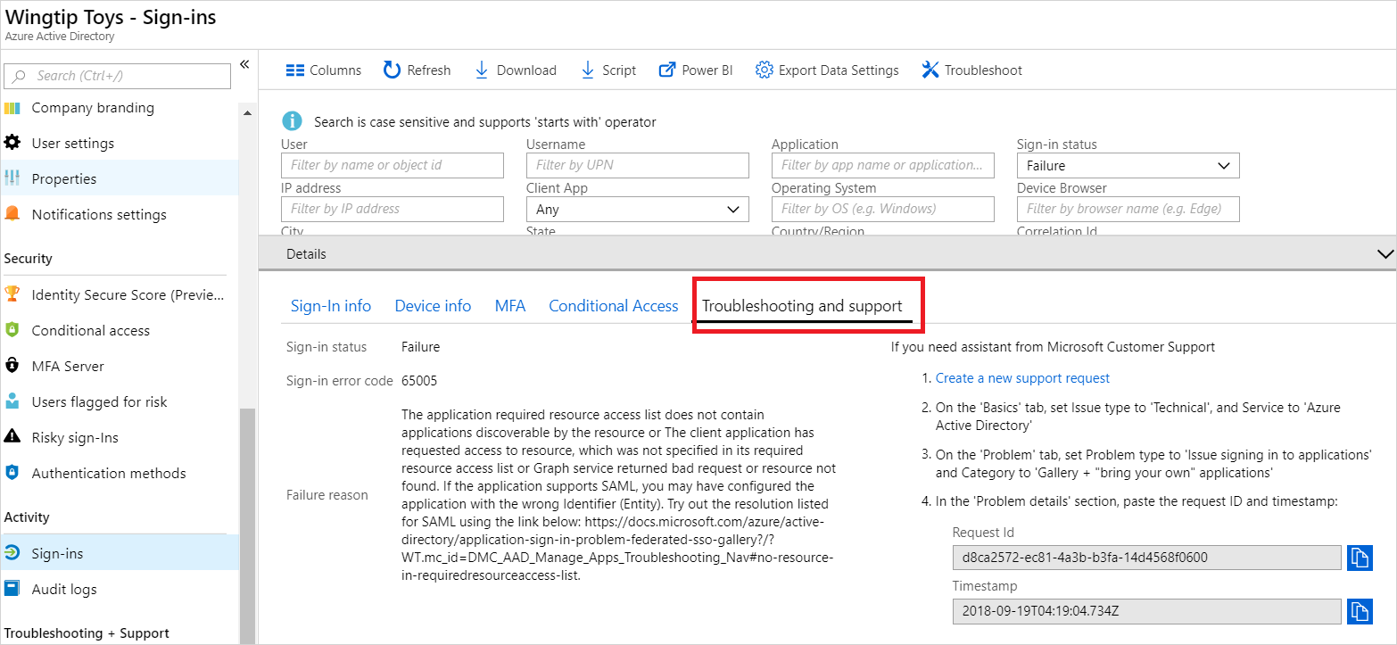 Archive for What's new? - Azure Active Directory | Microsoft