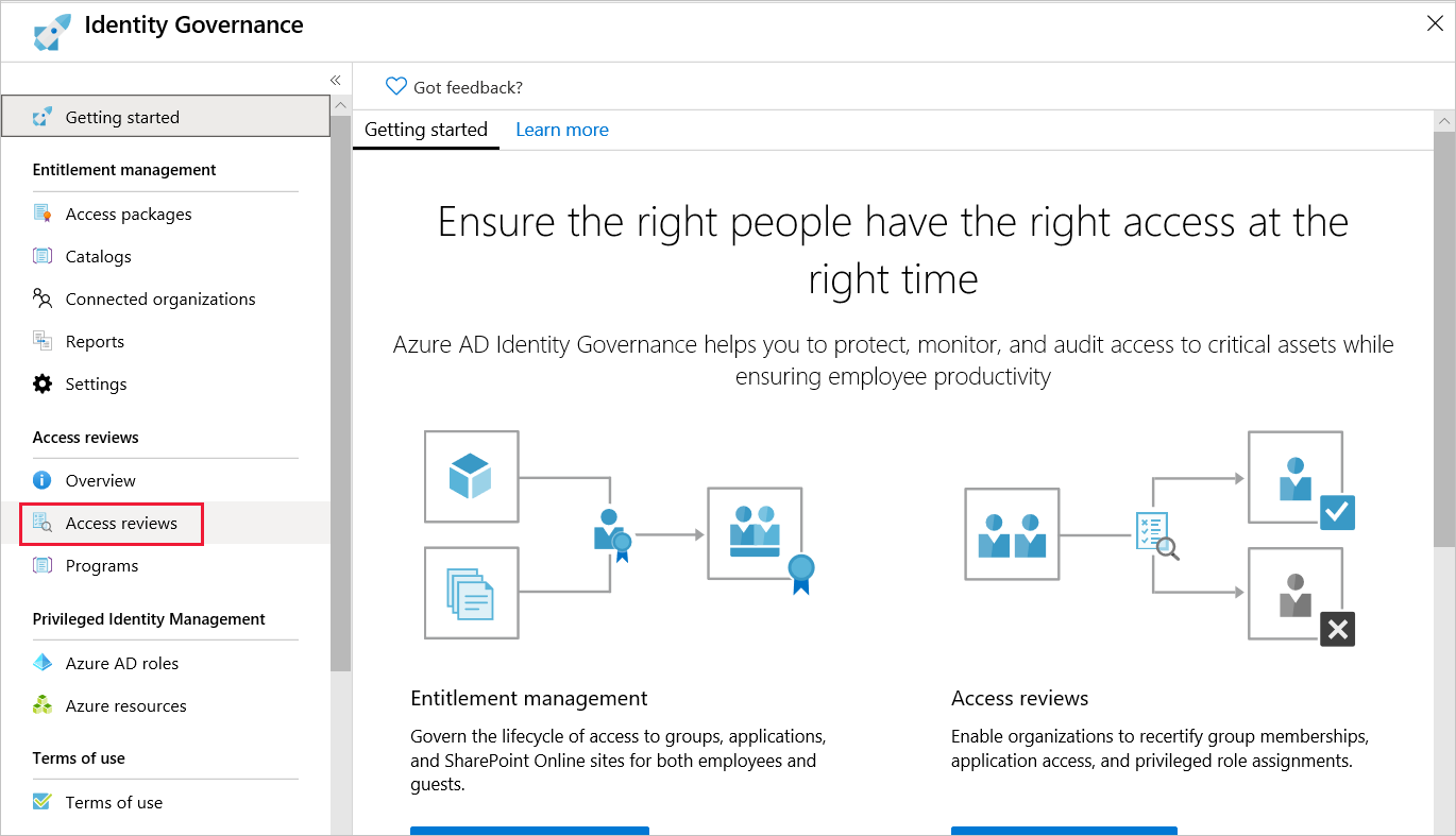 What are access reviews? - Azure Active Directory