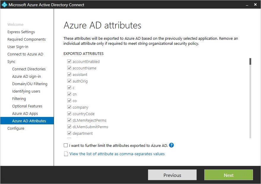 Azure AD Connect: Custom installation | Microsoft Docs