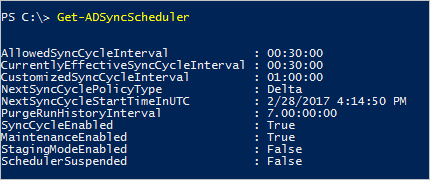 Azure AD Connect sync: Scheduler | Microsoft Docs