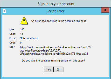 Azure AD Connect: Troubleshoot Azure AD connectivity issues