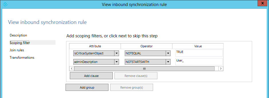 Troubleshoot an object that is not syncing with Azure Active