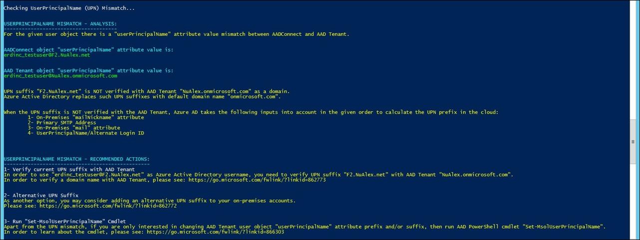 Azure AD Connect: Troubleshoot object synchronization | Microsoft Docs