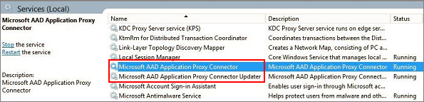 Add an on-premises app - Application Proxy in Azure Active