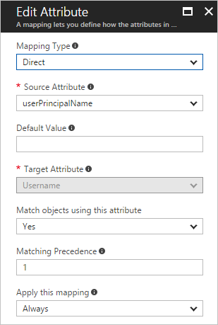 image relating to Target Printable Applications named Customizing Azure Advert Aspect Mappings Microsoft Docs