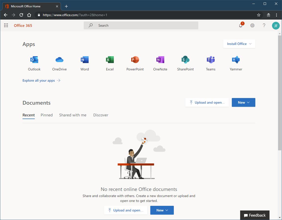 Portal Office.Com