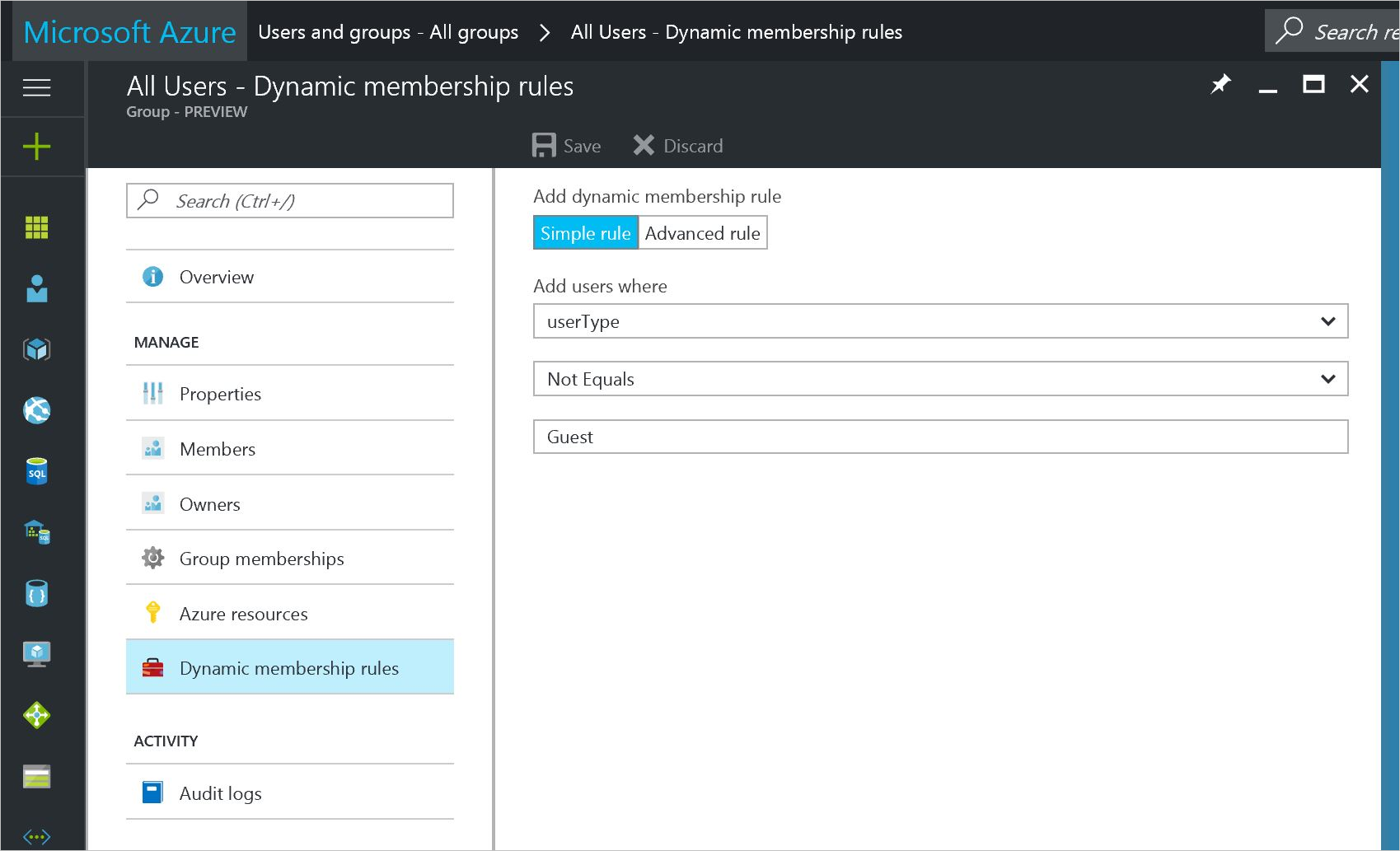 How to add a user in azure - Can I Block Access To The Azure Portal For Guest Users