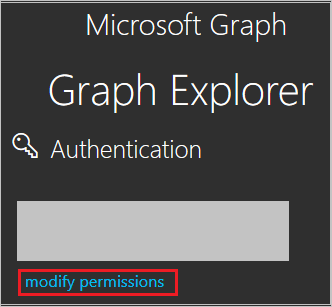 "The ""modify permissions"" button"