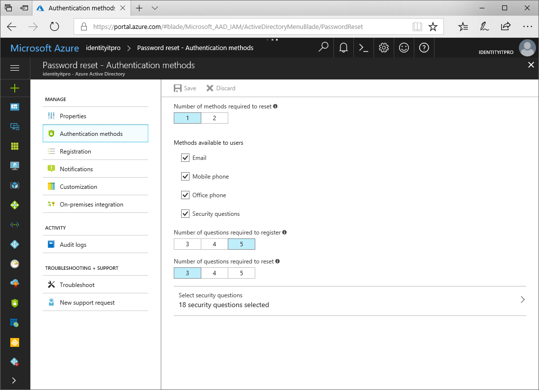 Download Microsoft Azure AD Password Reset Add-in for ...