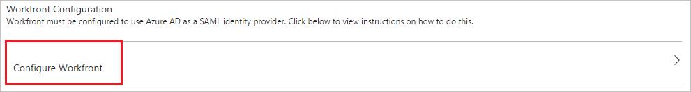 Configure Single Sign-On