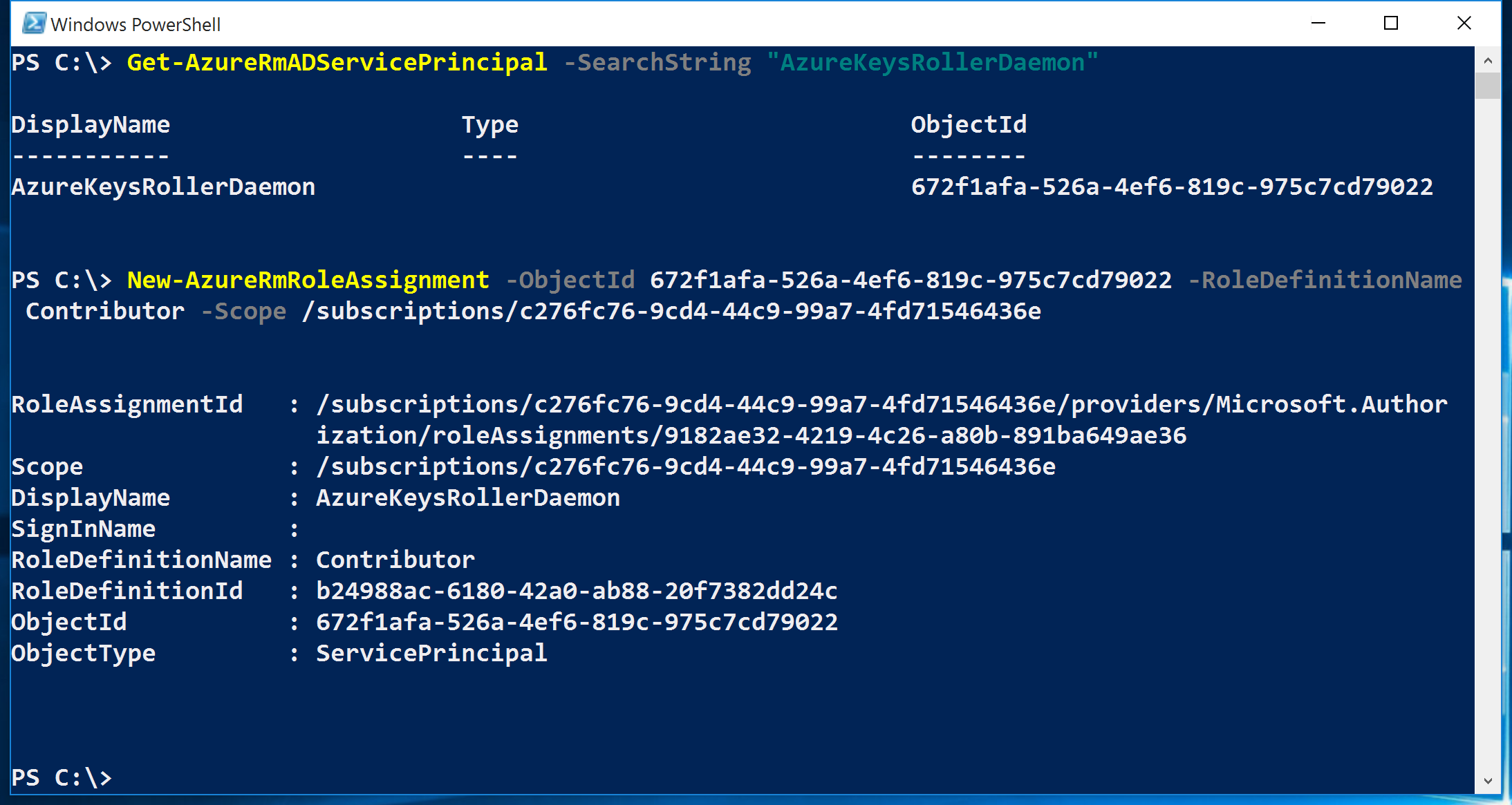 how to use or in powershell