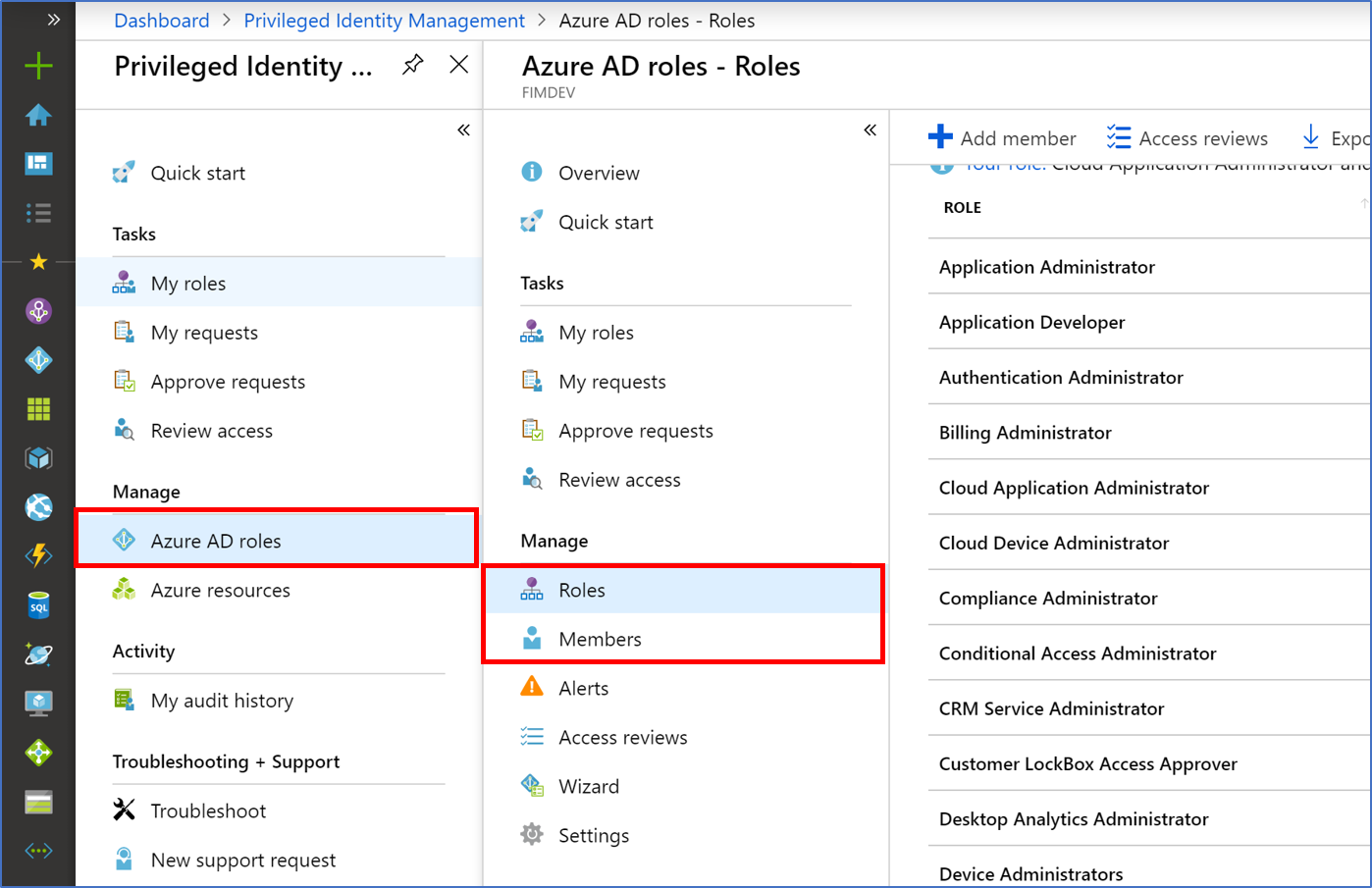 Assign Azure AD roles in PIM - Azure Active Directory